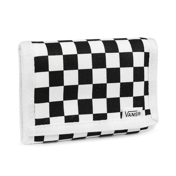 accessori vans slipped wallet black white – Dealer skate shop
