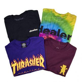 Camisas y playeras