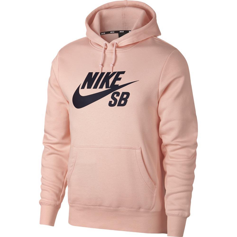 Marty Fielding Víspera banda  Sudadera Nike SB Logo Rosa – Dealer skate shop