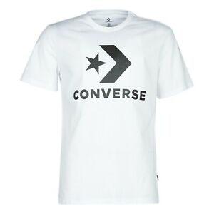 converse playera blanca